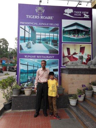 Hotel Tigers Roare' : Hotel view