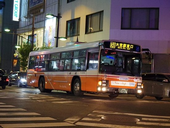 Tobu Bus