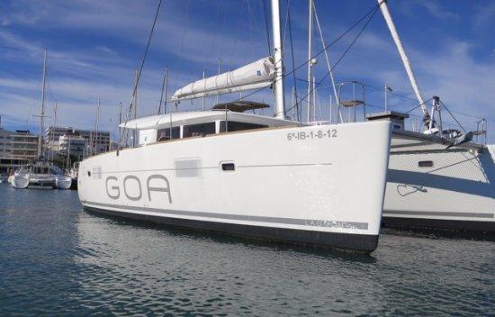 Goa Catamaran