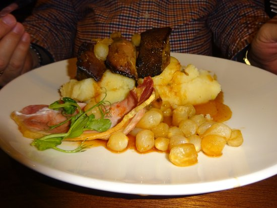 Антрим, UK: Beautifully cooked and presented!