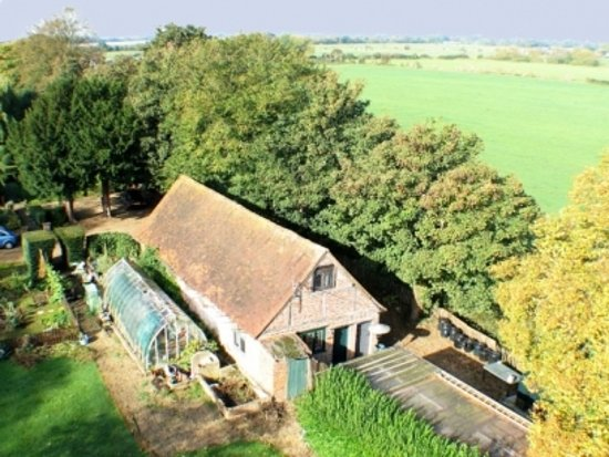 Dorney Self Catering Apartments: Aerial View of Apartments
