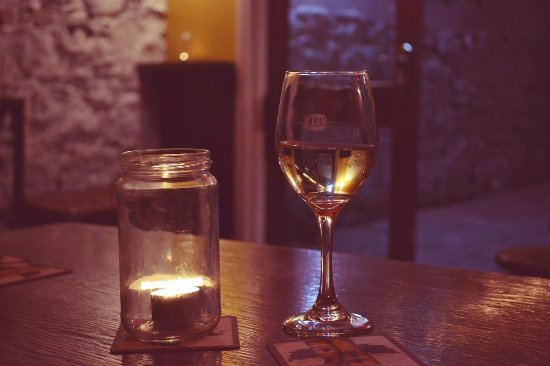 Castleconnell, Ireland: An extensive range of wines available by the glass