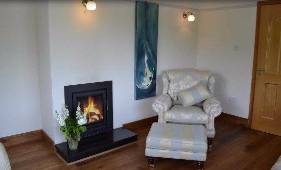 Barna, Irland: Guest Lounge