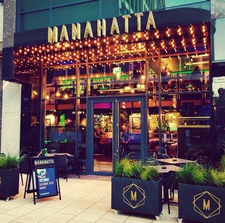 Manahatta Greek Street Leeds Restaurant Reviews Phone