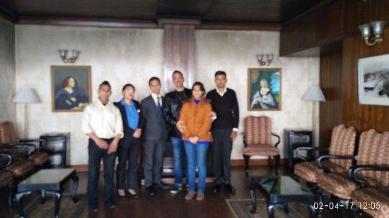 大吉嶺辛克萊飯店照片