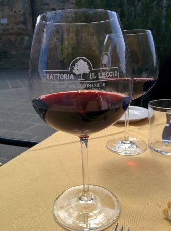 Il Leccio: Brunello di Montalcino