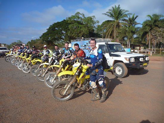 Trapp Tours: Cape York motorcycle tour