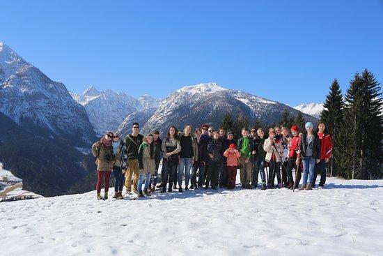 Birnbaum, Austria: Поход в горы.Продолжительность маршрута 3ч.