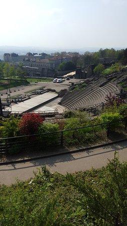 Théâtres Romains de Fourvière : Theâtres Romains de Fourvière