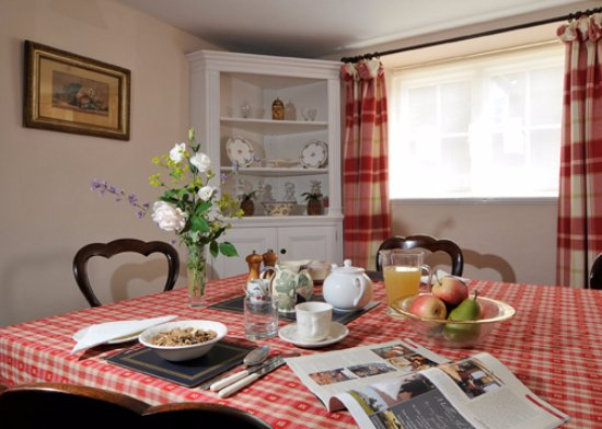 Much Wenlock, UK: Dinning Room