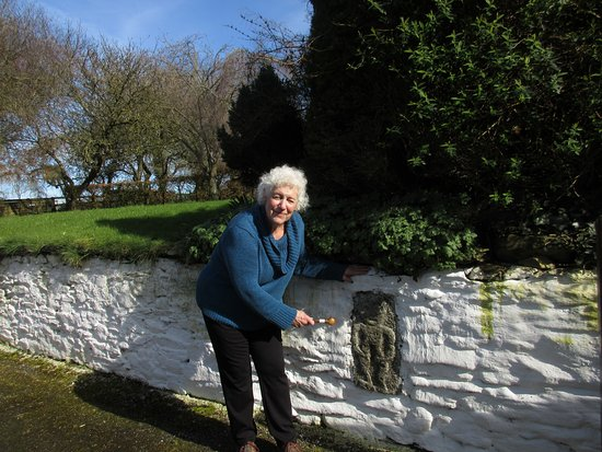 County Meath, Irlanda: My namesake, Sheela Na Gig