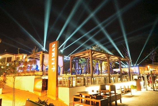 Liman Restaurant Lounge Club: entance