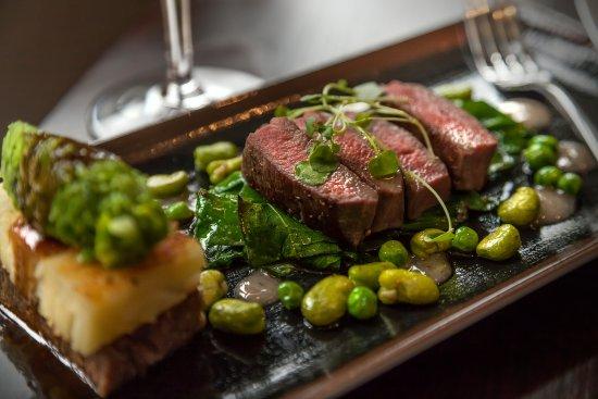 Restaurant One Eighty: Lamb