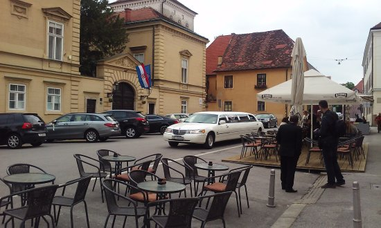 View At Zagreb Cathedral Nice Place For Selfies Picture Of Walk Zagreb Tripadvisor