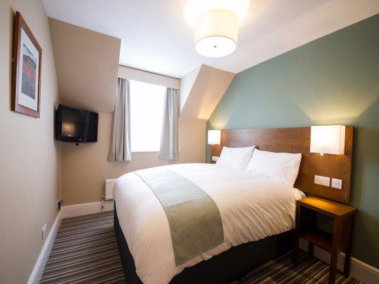Innkeeper's Lodge Exeter, Clyst St George: Innkeeper's Exeter Clyst St George Double Bedroom
