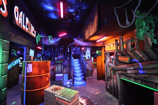 Laser World Laser Tag Paris All You Need To Know