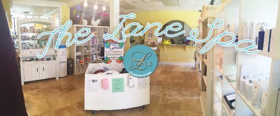 Palm Beach Gardens, FL: The Lane Spa!