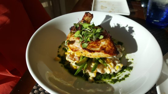 Shor American Seafood Grill: 20170408_180815_large.jpg