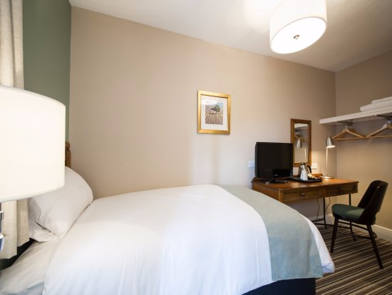 Clyst Saint George, UK: Innkeeper's Exeter Clyst St George And Dragon Single bedroom