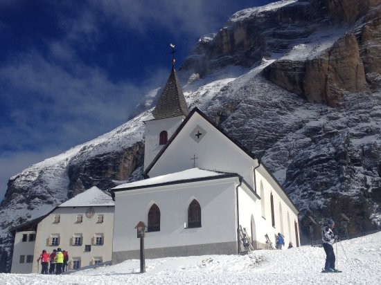 Badia, Italy: Santa Croce/Heiligkreuz