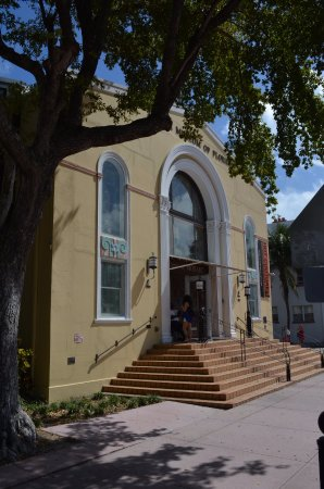 Jewish Museum of Florida - FIU: A entrada