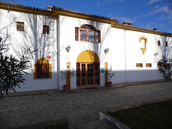 Hotel El Almendral: ingresso