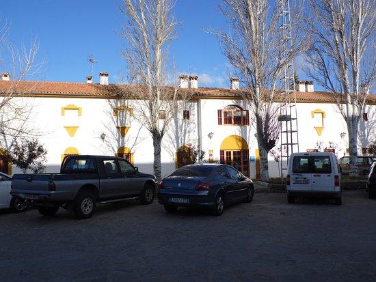 Hotel El Almendral: parcheggio