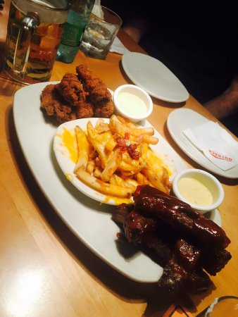 Outback Steakhouse - Shopping Flamboyant
