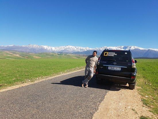 前往摩洛哥