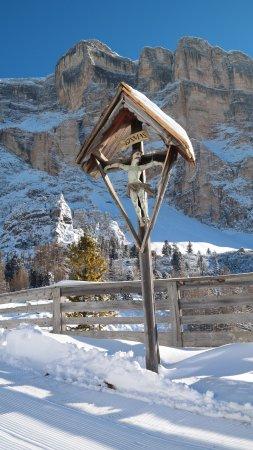 Бадиа, Италия: Santa Croce / Heiligkreuz