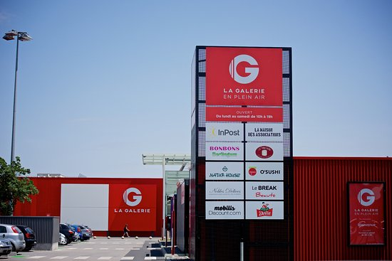 La Galerie - Géant Niort