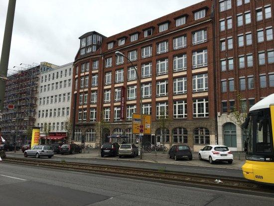 East Side Hotel Berlin Warschauer Str