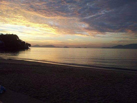 Ibicui Beach: Amanhecer em Ibicui