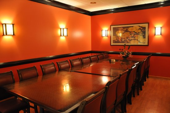 Murray, KY: One of our many clean and private rooms for your functions.