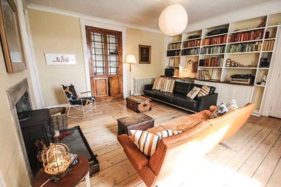 Nethy Bridge, UK: Dell Lodge living room