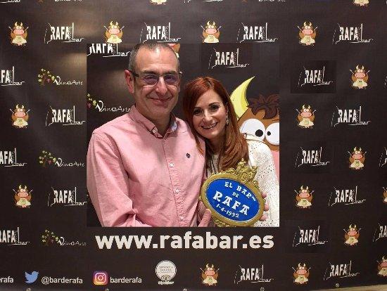El bar de Rafa (PSE): 25º aniversario