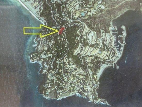 Almunecar Spain Map.Map Punta De La Mona Picture Of Faro De La Herradura Almunecar
