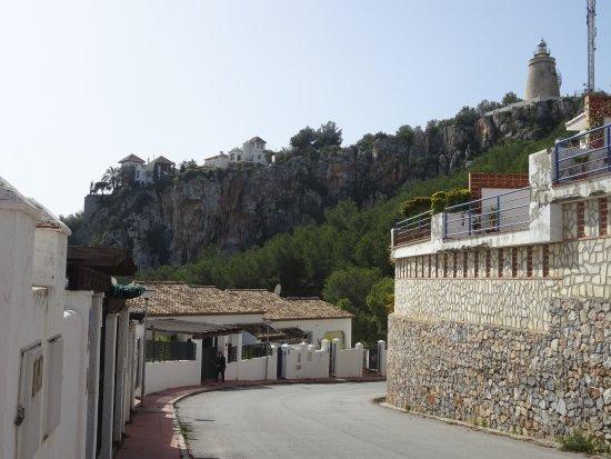 Faro de la Herradura