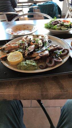 La Rusticana: Sehr lecker und sehr zufrieden