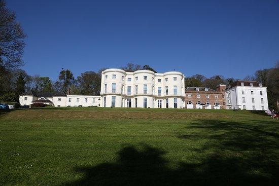 Upton St Leonards, UK: Bowden Hall, Mercure Hotel