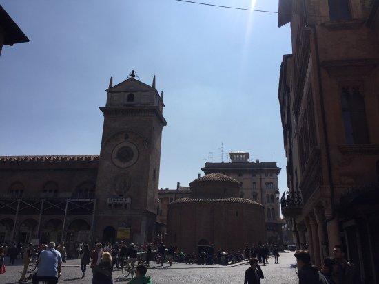 Photo of Monument / Landmark Piazza delle Erbe at Piazza Delle Erbe, Mantua 46100, Italy