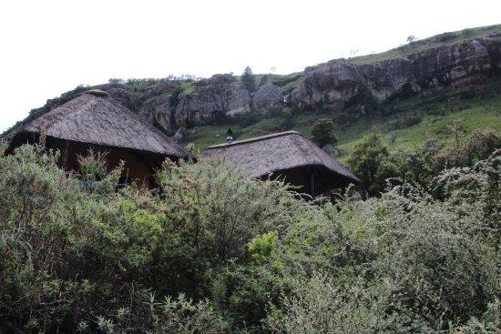Potret uKhahlamba-Drakensberg Park