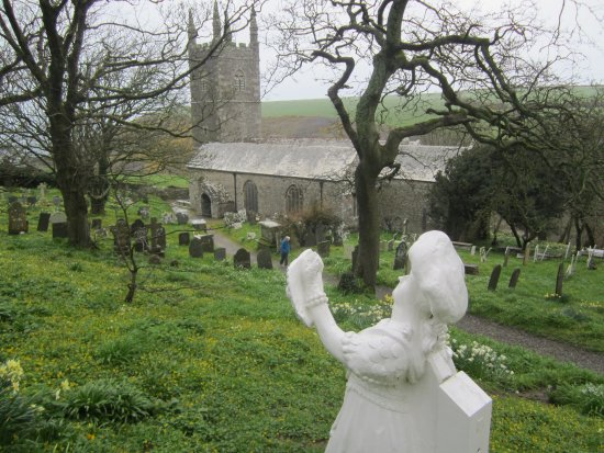Morwenstow Parish Church
