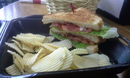 Royal, AR: Triple-Decker BLT!!