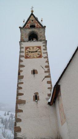 La Valle, إيطاليا: benachbarte Kirche St. Barbara