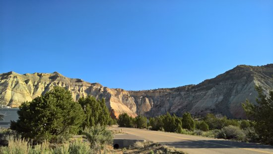 Cannonville, Utah: Not so red rock
