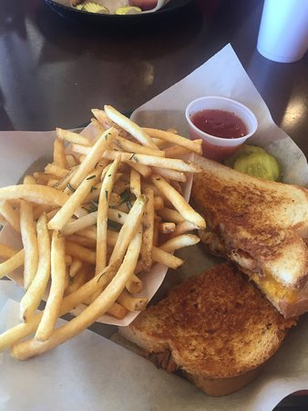 BEST grilled cheese!