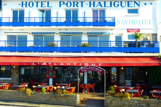 Hotel Port Haliguen