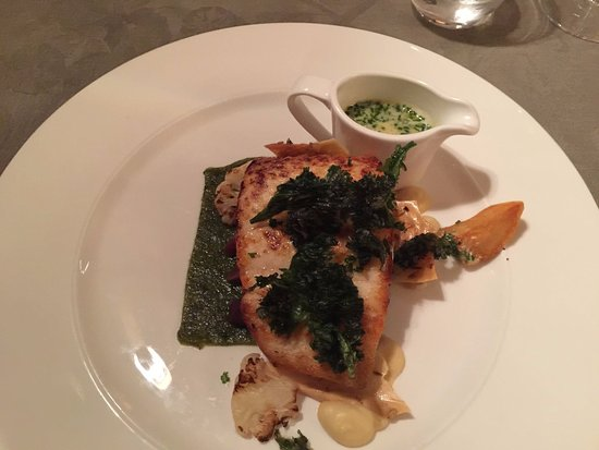 Humshaugh, UK: Halibut - main