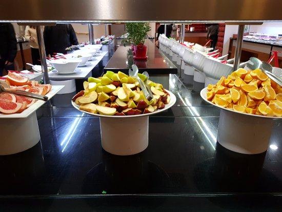 Ramada Cappadocia: อาหารเย็นค่ะ